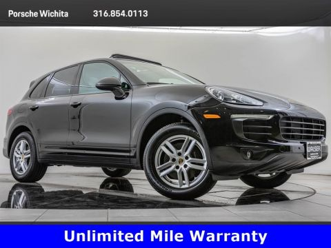 Certified Pre-Owned 2016 Porsche Cayenne Upgraded Wheels