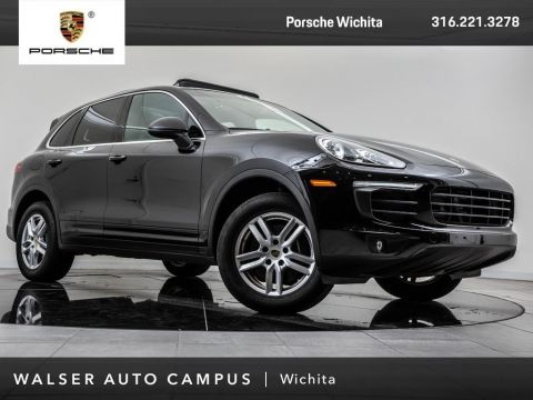 Certified Pre-Owned 2018 Porsche Cayenne Navigation, BOSE, Reversing Camera, Panoramic Roof