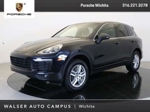 Pre-Owned 2018 Porsche Cayenne Navigation, Panorama Roof System, Backup Camera