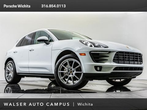 Pre-Owned 2017 Porsche Macan S, Factory Wheel Upgrade